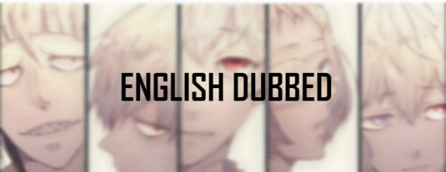 Tokyo Ghoul English Dubbed Episodes